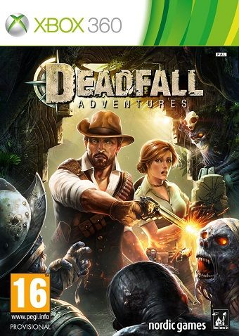 [XBOX360] Deadfall Adventures - ENG