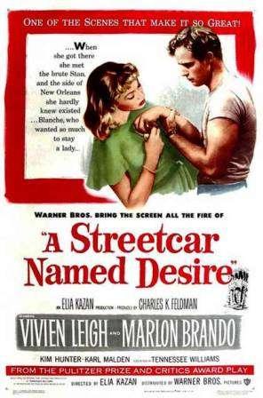 Un Tram Che Si Chiama Desiderio - A Streetcar Named Desire (1951) DVD9 1:1 MULTI - ITA