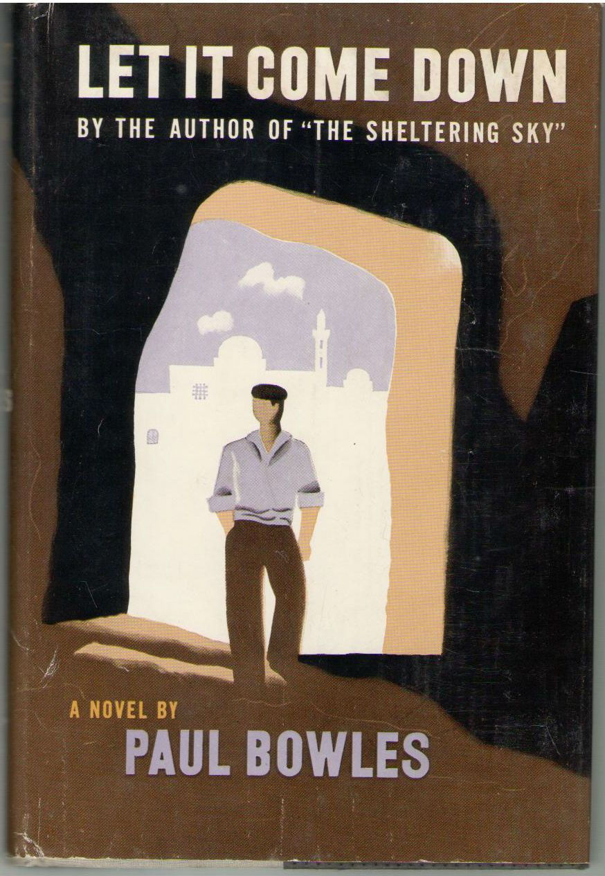 Let It Come Down. 1952. Cloth with dustjacket.