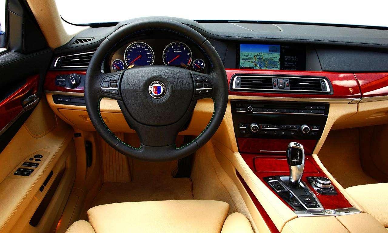 BMW Alpina B6 >> BMW Alpina B7 Biturbo | Only cars and cars