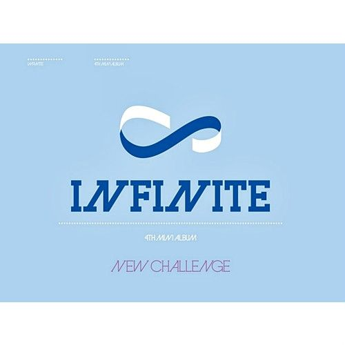 [Mini Album] Infinite - New Challenge [4th Mini Album]